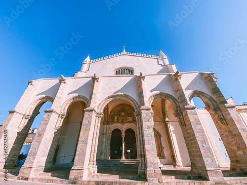 Fotografia The Capela dos Ossos, Chapel of Bones in Evora Portugal