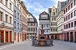 Neue Altstadt Frankfurt Wiederaufbau Sehenswürdigkeit