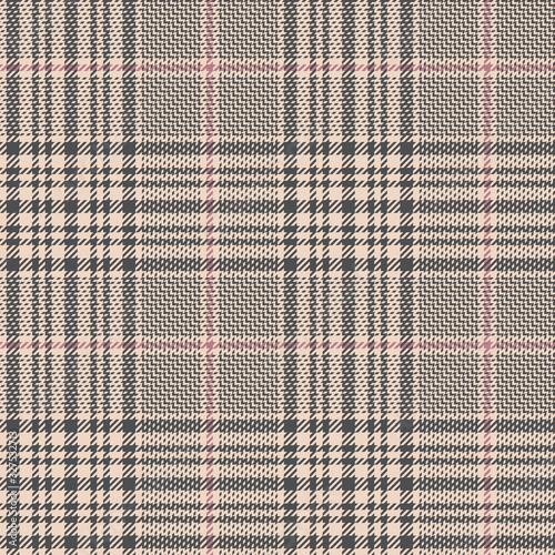 Tweed pattern Canvas Print