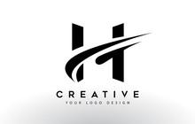 Creative H Letter Logo Design ...