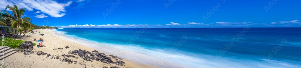 beach and sea, Boucan Canot, Reunion island