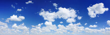 Cloudscape - Blue Sky And Whit...