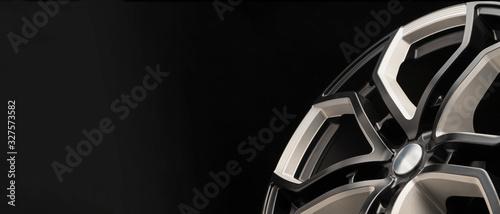 Cuadros en Lienzo aluminum alloy wheel