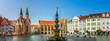 Marktplatz, Altstadtrathaus, Braunschweig, Deutschland