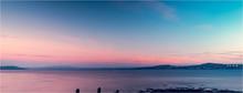 Dundee's Light Of Sunset