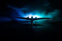 German Junker (Ju-88) Night Bo...