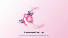 Background Of Ramadan Kareem W...