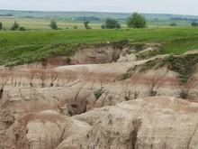 Badlands Cliff