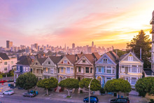 San Francisco Painted Ladies H...