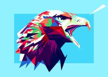 The Colorful Eagle