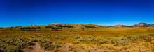 Gallatin Range Near Yellowstone