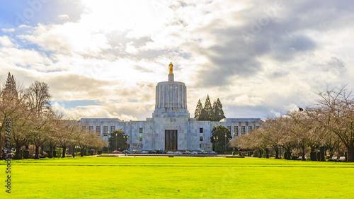 Fototapeta Oregon State Capitol building obraz