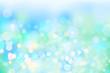 水色の輝き幾何学抽象円形グラデーションベクター背景素材