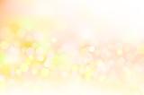 黄色の輝き幾何学抽象円形グラデーションベクター背景素材