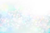 幻想的な輝き幾何学抽象円形グラデーションベクター背景素材