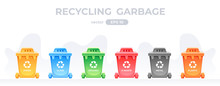 Segregation And Recycling. Con...