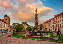 Stunning View Of Main Square I...
