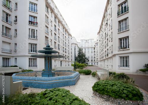 Fototapeta Cité parisienne