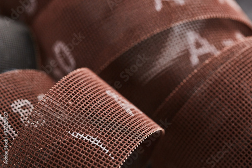 Silicon carbide alumina Canvas Print