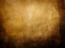 Golden Canvas Background Or Te...