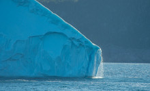Icebergs In St. Johns Newfound...