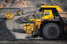 Open Pit Mine Industry, Big Ye...