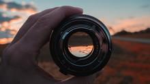 Camera Lens In The Sky