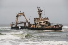 Ship Wrecking Place