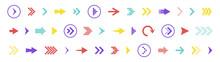 Arrows Set Icon. Arrows Set Ve...