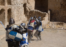 Medieval Tournament, Dueling C...