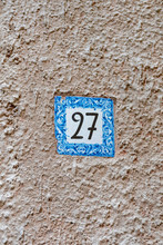 House Number 27