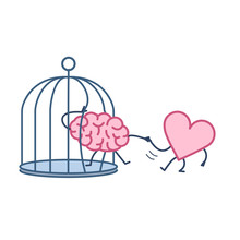 Heart Helping Brain To Escape ...
