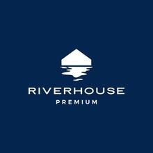 River House Logo Vector Icon I...