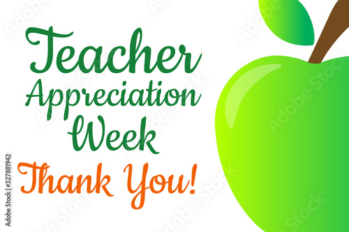 Photo Teacher Appreciation Week