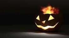 Halloween Jack O Lantern Pumpk...