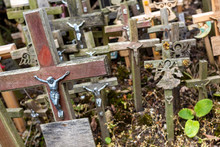 Кресты и распяти...