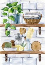 Zero Waste Modern Kitchen Inte...