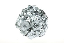 Ball Of Aluminum Foil