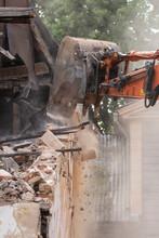 Building Demolition. Construct...