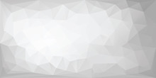 Polygonal Background With Irre...