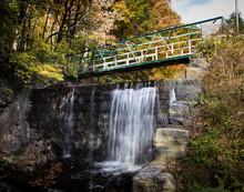 Bernhardt Bridge In Fall