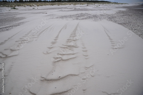 plaża wiatr - fototapety na wymiar