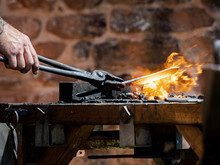 Authentic Blacksmith Forges Me...