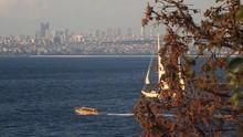 Sailing Ship Under Full Sail O...