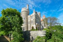 Historic Castle Of Casa Loma, ...