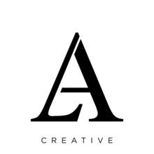 La Or Al Letter Logo Design