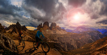 Cycling Outdoor Adventure In D...