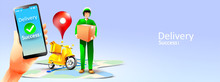 Fast Delivery Package By Scoot...