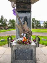 Grave Of Jimi Hendrix