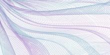 Turquoise, Purple Pleated Net,...